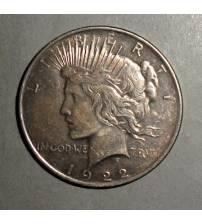 США. Один доллар 1922 г.