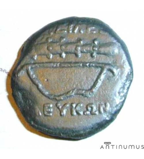 Левкон II. Обол