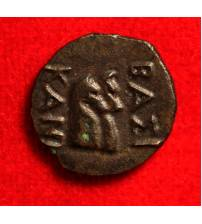 Scythia Minor. Сhalcus of King Kanites. 200-180 BC Lot 2