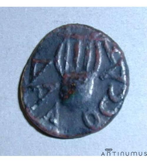 Ольвия. Ассарий архонта Дада, сына Сатира. 180-192 гг. н.э.