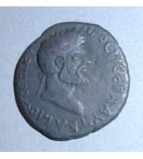Olbia. Tetrassarion of Septimius Severus. 198-201 AD Lot 1