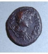 Ольвия. Ассарий Геты. 211-212 гг. н.э.
