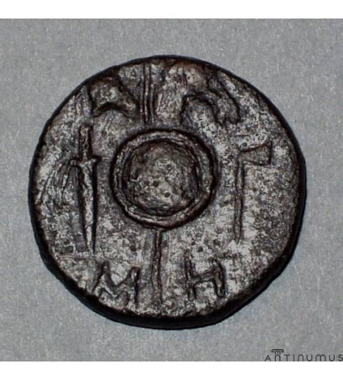 Котис II. Сестерций ЛОТ 8