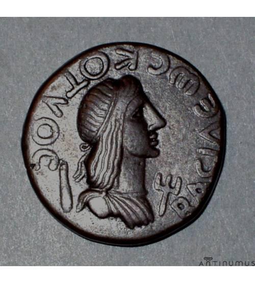 Котис II. Сестерций ЛОТ 10