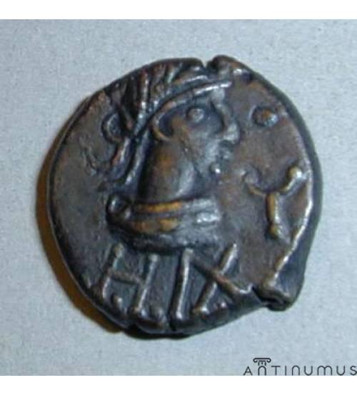 Rhescuporis VI. Stater 321 AD Lot 1