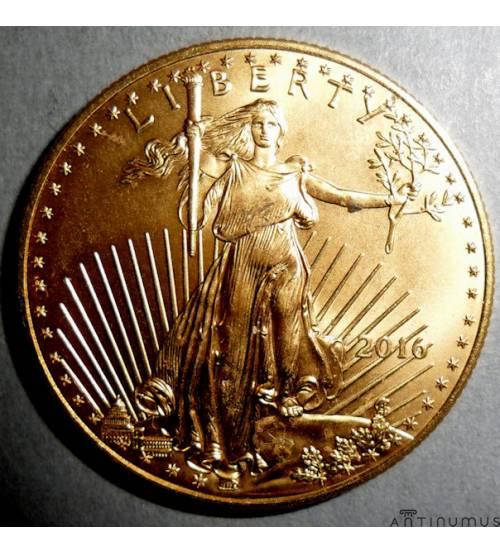 США. 25 долларов 2016