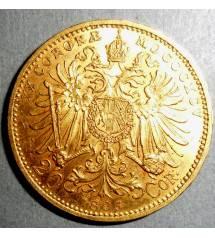 Austria. 20 koron 1895