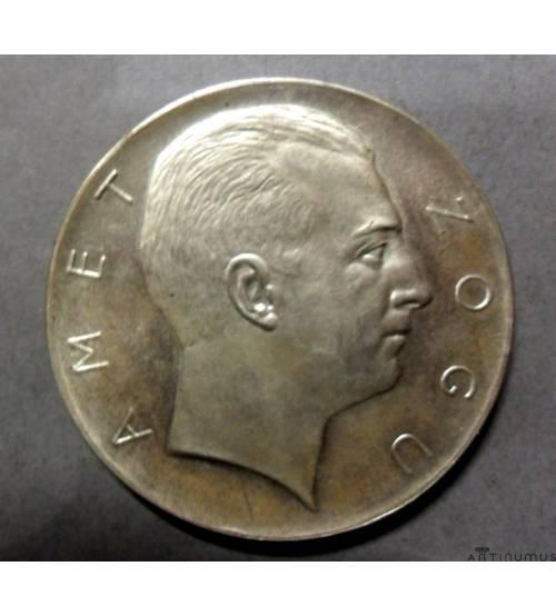 Албания. 5 франков 1927