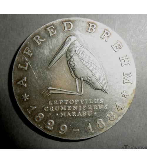 ГДР. 10 марок 1984