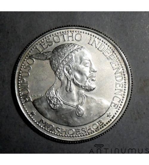 Лесото. 50 лисенте 1966