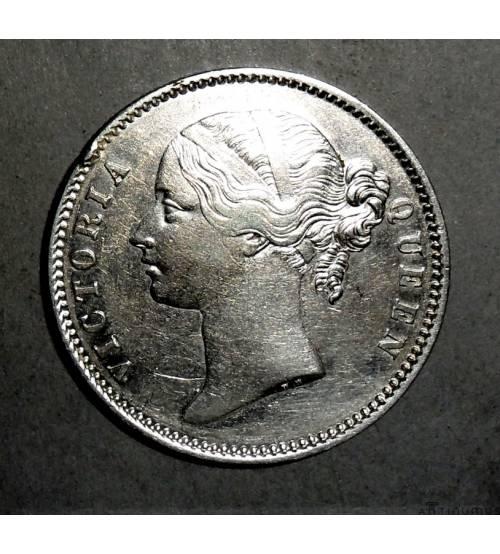 Британская Индия. 1 рупия 1840
