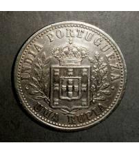 Португальская Индия. 1 рупия 1903