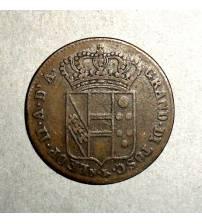 Великое герцогство Тосканское. 5 кваттрини 1830