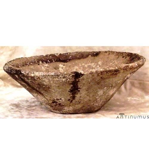 Grey Clay Bowl Lot 1