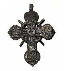Breast cross Bronze Lot 1
