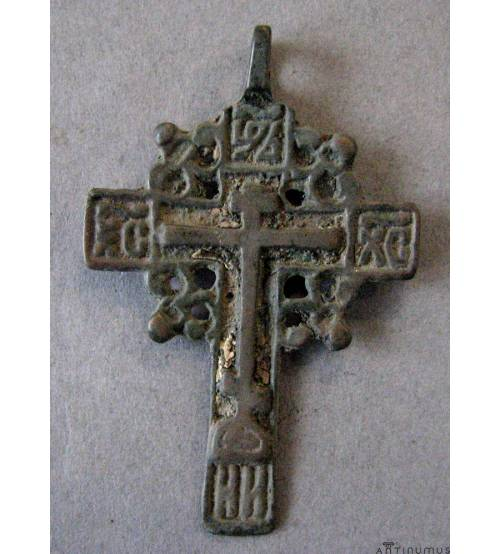 Breast cross Bronze Lot 4