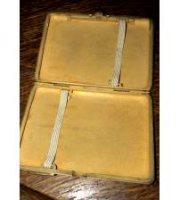 Golden Cigarette Case