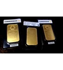 Switzerland. Gold bullion 100 g. Lot 2