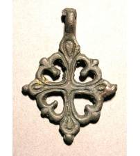 Breast cross X – XIII ages Lot 14