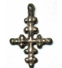 Breast cross X – XIII ages Lot 15